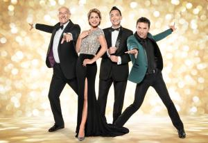 Strictly judges - fine figures from the many worlds of dance