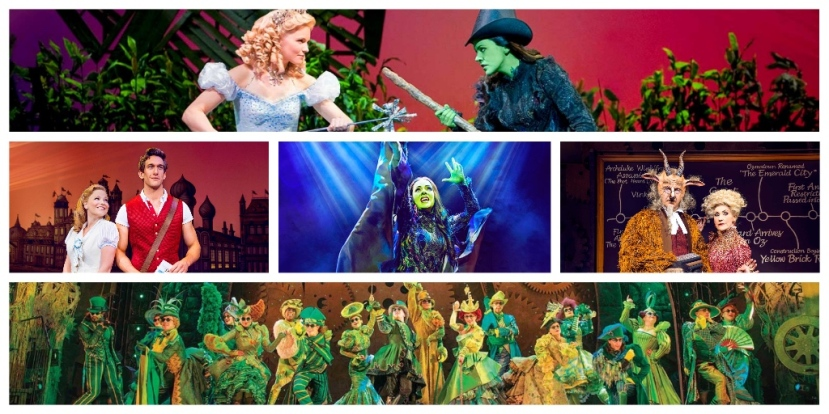 Wicked: An A to OZ Guide to the Emerald City