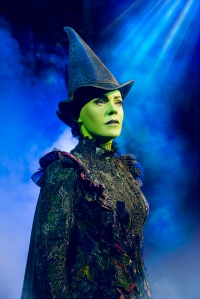 Turn green for halloween: Image courtesy of wickedthemusical.co.uk