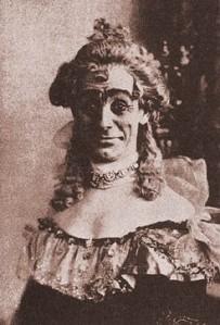 Dan Leno: One of pantomime's original dames is said to haunt Drury Lane
