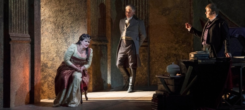 Who's Afraid of the Big Bad Opera: Tosca for Beginners