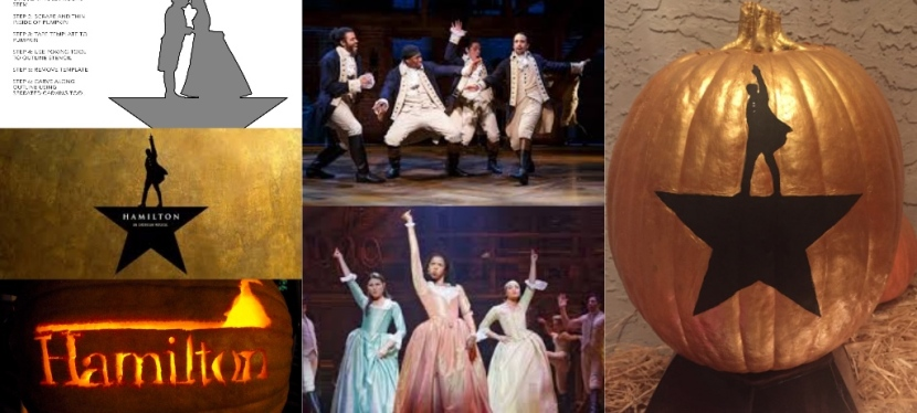 Hamilton Pumpkins: How to make your #HamiLantern