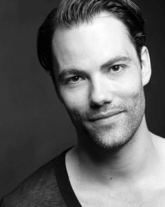 Phantom 7: Completing our trio of Zorros is Matt Rawle who played the role in the West End