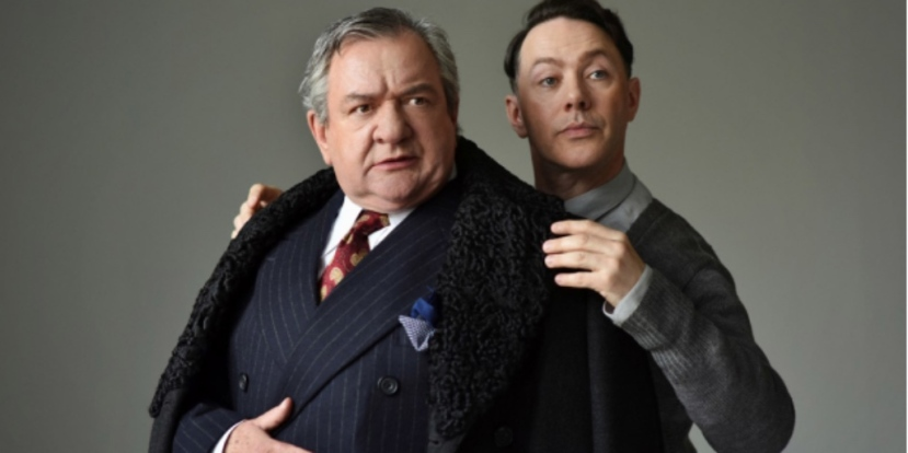 The Dresser Review ✩✩✩✩: Reece Shearsmith shines in a cross-dressing classic