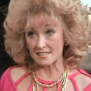 Mary Millar gained fame as Rose in Keeping Up Appearances