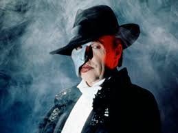 Michael Crawford as The Phantom
