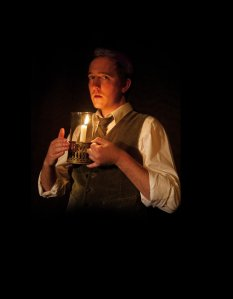 The Woman In Black may not be the only spirit haunting The Fortune Theatre