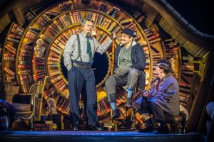 Badger, Ratty & Mole (c) www.windinthewillows.com