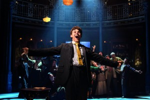 Charlie Stemp wows as Arthur Kipps [Photo Manuel Harlan]