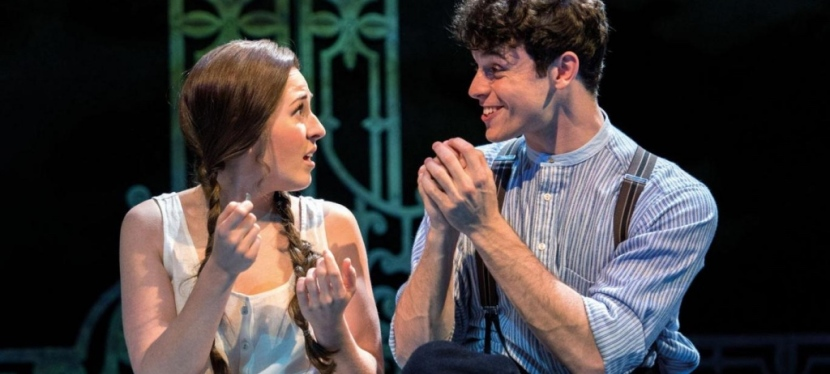 Review: Half A Sixpence – Plenty of flash but not much chemistry★★★