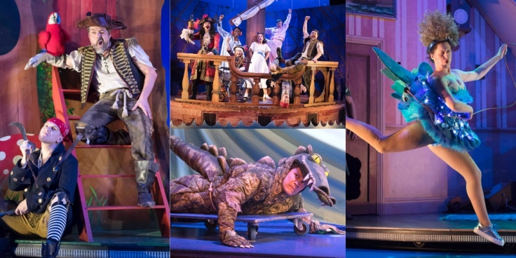 Image result for peter pan goes wrong