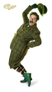 Rufus Hound as Mr Toad (c) www.windinthewillowsthemusical.com