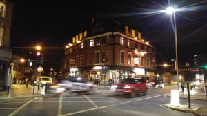 Theatre N16 in its current home at the Bedford, Balham