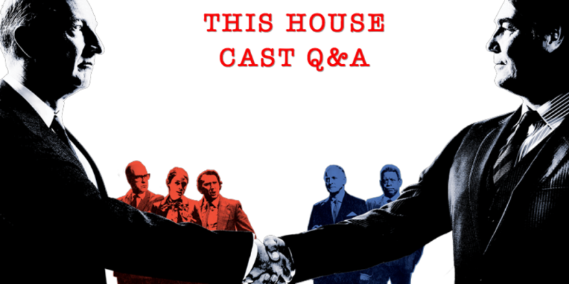 Meet the cast of This House  – Whips, Punch-ups and Hard Brexits