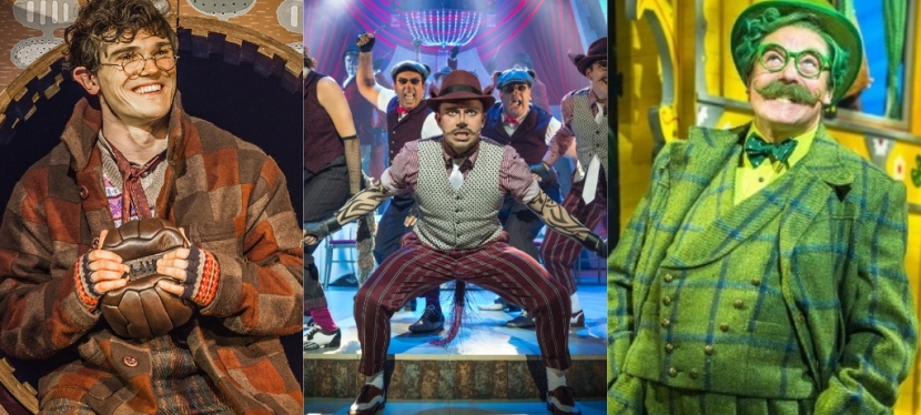 Pre-London Review: The Wind in the Willows