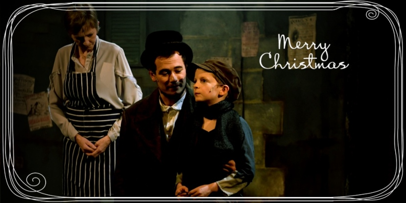 Review: Alan Menken's A Christmas Carol at the Lost Theatre ❅ ❅ ❅