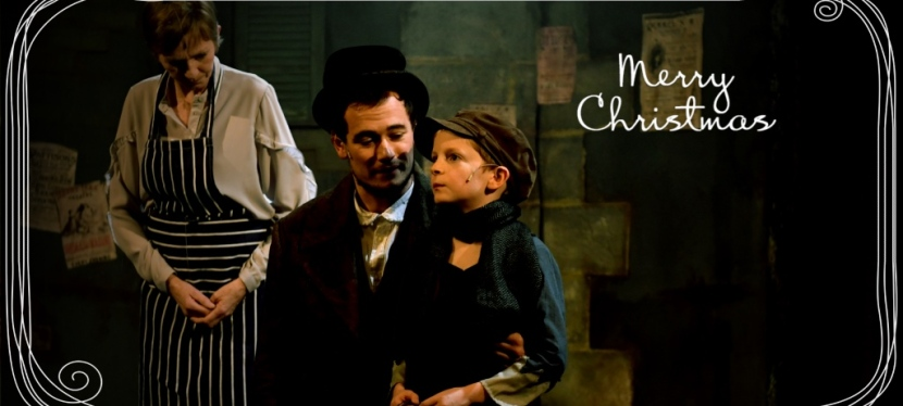 Review: Alan Menken's A Christmas Carol at the Lost Theatre ❅ ❅❅