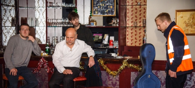 Review: CHRISTMAS, Theatre N16 – Don't miss this gritty, bleakmidwinter classic★ ★ ★★