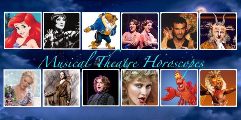 What's Your Musical TheatreStarsign?