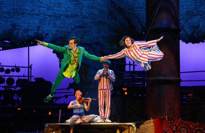 REVIEW: Peter Pan (National Theatre)★★★★