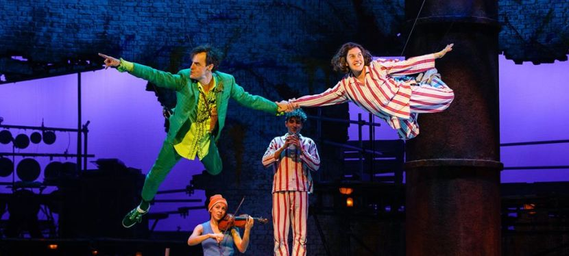 REVIEW: Peter Pan (National Theatre) ★★★★