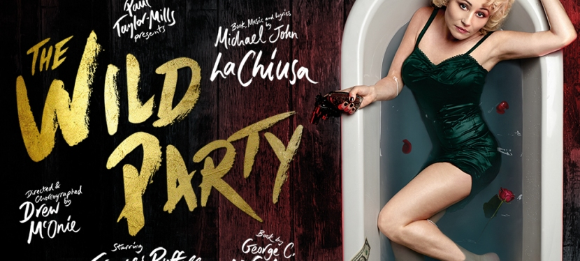 Full Cast Announced For WILD PARTY