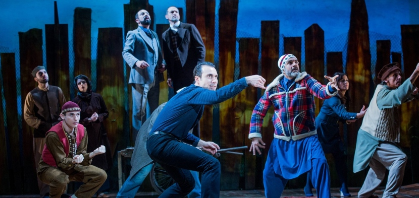 The Kite Runner – Reveals an Afghanistan few Westerners see ★★★★