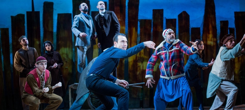 The Kite Runner – Reveals an Afghanistan few Westerners see★★★★