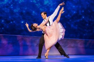 Get lost in the beauty and grace of An American In Paris