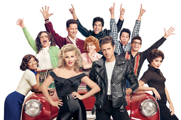 grease new 2