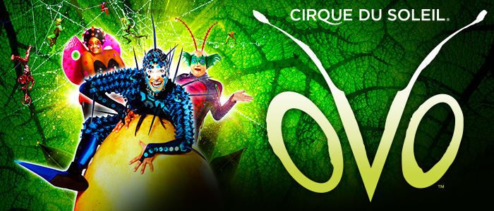 Cirque du Soleil's OVO is coming to London! Here is all you need to know: Dates, tickets and what it'sabout