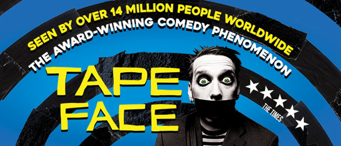 Who is Tape Face? Here's everything you need to know about Sam Wills.