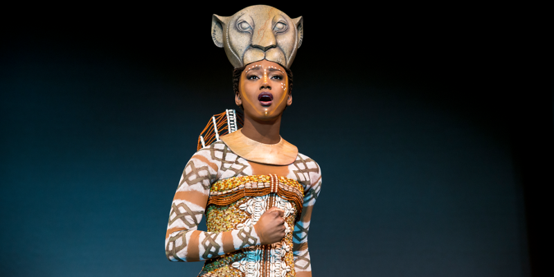 Meet Janique Charles: The Lion King's new Nala