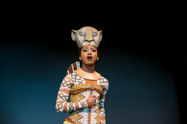 'Shadowland' - Janique Charles as Nala 2017 ©Disney