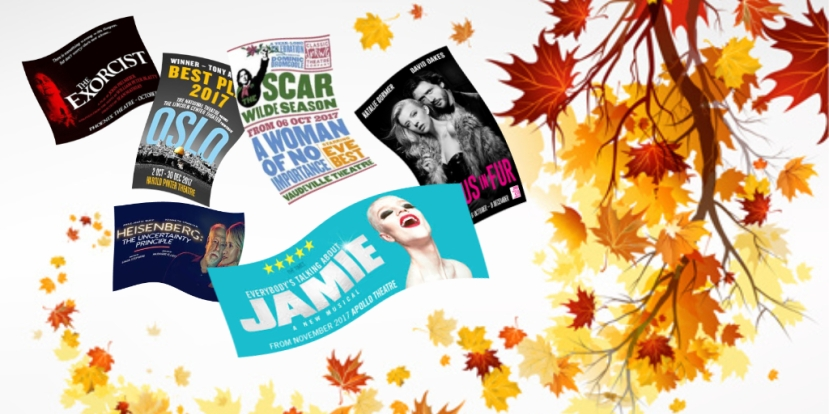 The Up & Coming: 7 New Shows Opening In London This Autumn That Will Stir Your Soul!