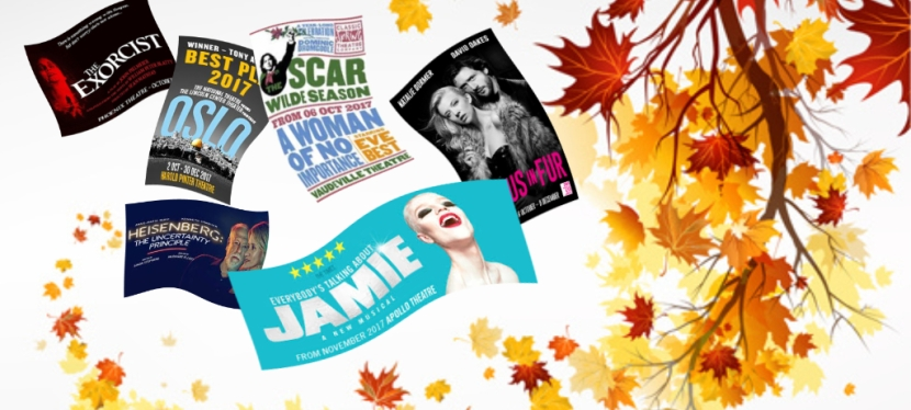 The Up & Coming: 7 New Shows Opening In London This Autumn That Will Stir YourSoul!