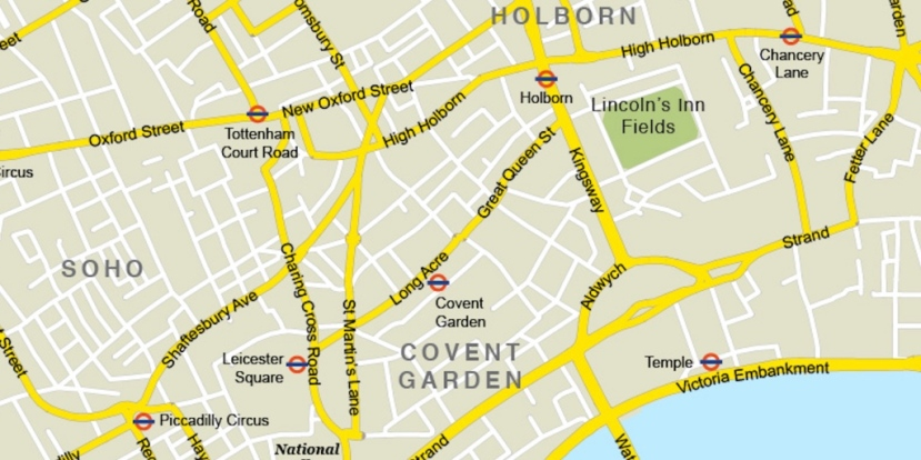 Think you know the West End streets – here are the answers to ourquiz!
