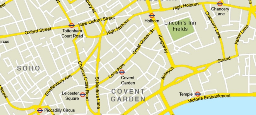 Map Of West End Of London.Think You Know London S West End Test Your Knowledge In Our