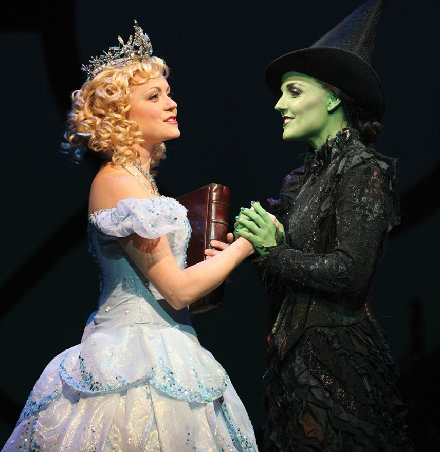 """For Good"" from 'Wicked'"