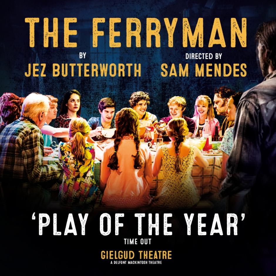 The Ferryman banner