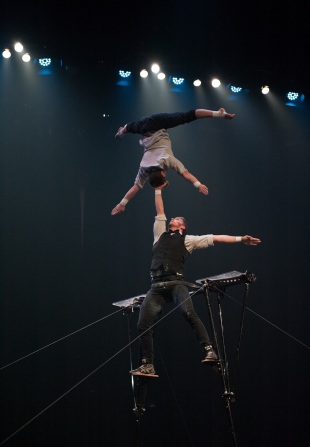 Maxime Blanckaert & Nathan Briscoe