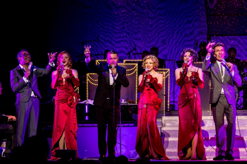 15 things you didn't know about the cast of The Rat Pack – Live FromVegas