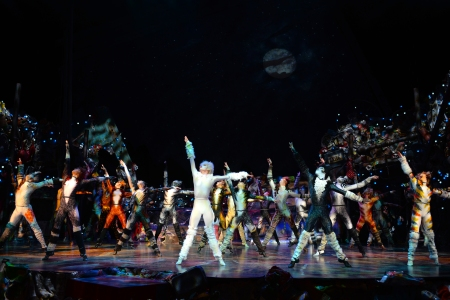 Production still from 'Cats' London