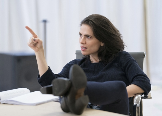 Latest London Theatre News: Cuba Gooding on BBC1 and mixed reviews for 'Dry Powder' with HayleyAtwell