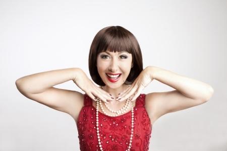 Headshot of Hayley Tamaddon as Millie