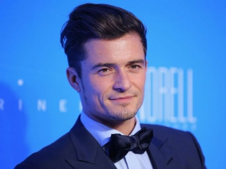 Headshot of Orlando Bloom