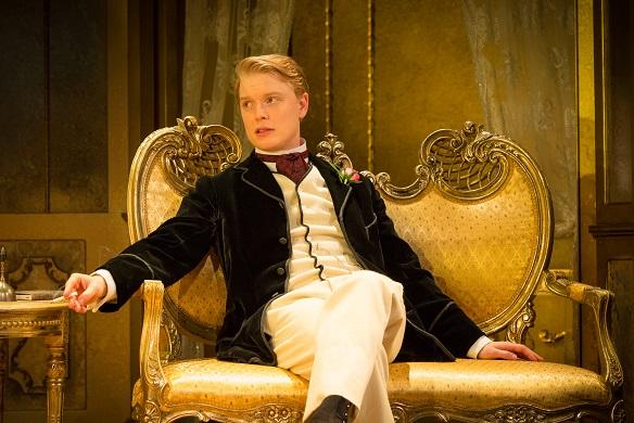 An Ideal Husband With Edward & Freddie Fox: A FirstLook