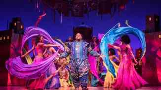 Aladdin London