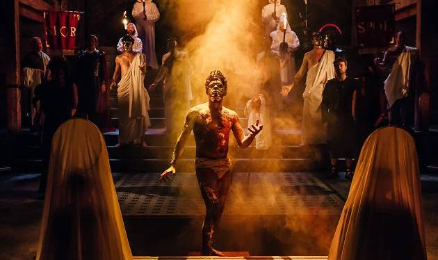 RSC's IMPERIUM transfers to the WestEnd