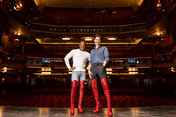 London Theatre Weekly Round-up: Who's wearing the kinky boots next, new National Theatre season, andmore!